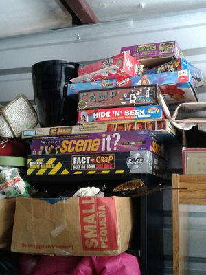 Board games for Sale in Raleigh, NC
