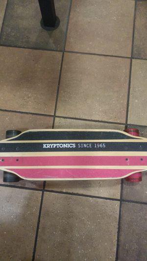 Kryptonics Skateboard for Sale in Phoenix, AZ