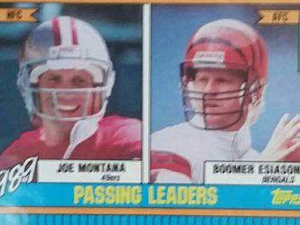 1989 Joe Montana football card for Sale in Vancouver,  WA