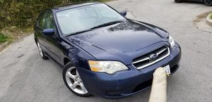 07 Subaru Lagacy for Sale in Rockville, MD