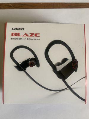 Liger Blaze Bluetooth 4.1 Wireless Earbud Headphones for Sale in Tampa, FL