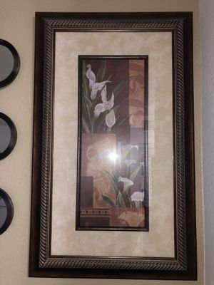 Set of 2 framed art pics for Sale in Union City, CA