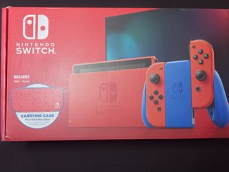 Brand New Nintendo Switch Mario Edition for Sale in San Diego,  CA