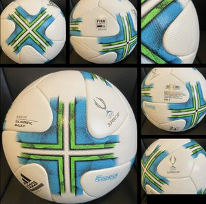 SOCCER BALL BRAND NEW MATCH BALL FIFA APPROVED SUPERCUP NOT REPLICA OR TRAINING OFFICIAL SOCCER MATCH BALL SIZE 5 for Sale in Alexandria, VA