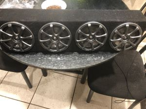 """Four 6.5"""" kicker highs with box for Sale in Suttons Bay, MI"""