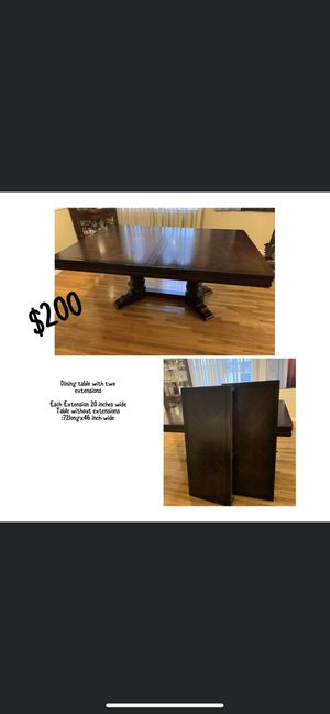 Dining table for Sale in Staten Island, NY