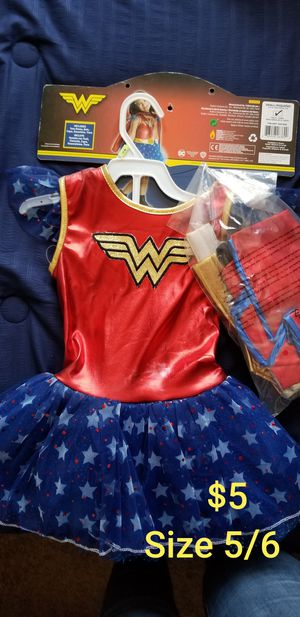 Wonder Woman Costume for Sale in Richmond, CA