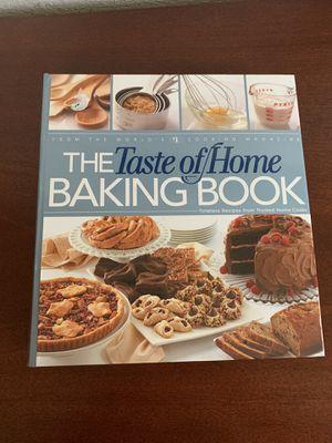 Baking cookbook for Sale in Auburn, WA