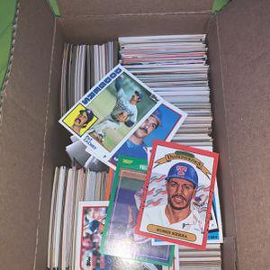 Old Vintage Baseball Cards (500+ Cards) for Sale in Silver Spring, MD