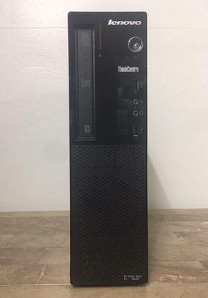 Lenovo ThinkCentre SFF Core i3 Corei3 8GB RAM 256GB SSD Windows 10 dual display desktop computer for Sale in Pembroke Pines, FL