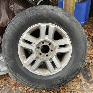 Rims and tires Ford F150 for Sale in Lexington, SC