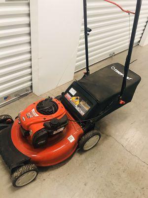 Troy Bilt TB110 Lawn Mower & Weed Eater for Sale in Dallas, TX