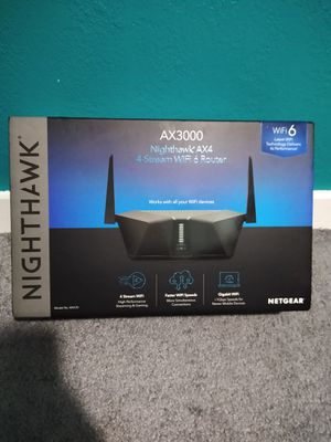 Nighthawk AX4 router for Sale in Melrose Park, IL