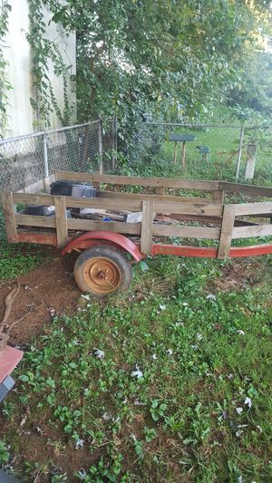 Small trailer with lights for Sale in Roanoke, VA