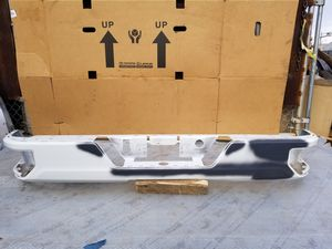 2019 Chevy Silverado Bumper Rear ( ready to paint ) Oem (original part ) for Sale in Downey, CA