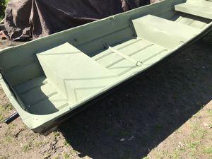 Lake ready 12ft Jon boat !!!!! for Sale in Dallas, TX