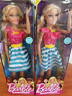 Large barbie dolls for Sale in West Covina, CA