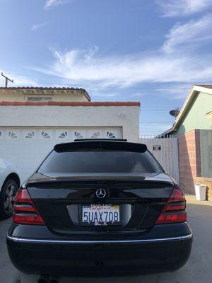 W203 C230 C240 C320 Rear windshield spoiler for Sale in Gardena, CA