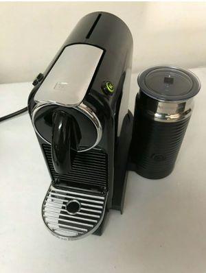Nespresso coffee maker DeLonghi CitiZ & Milk Espresso Machine - Black -144 for Sale in Phoenix, AZ