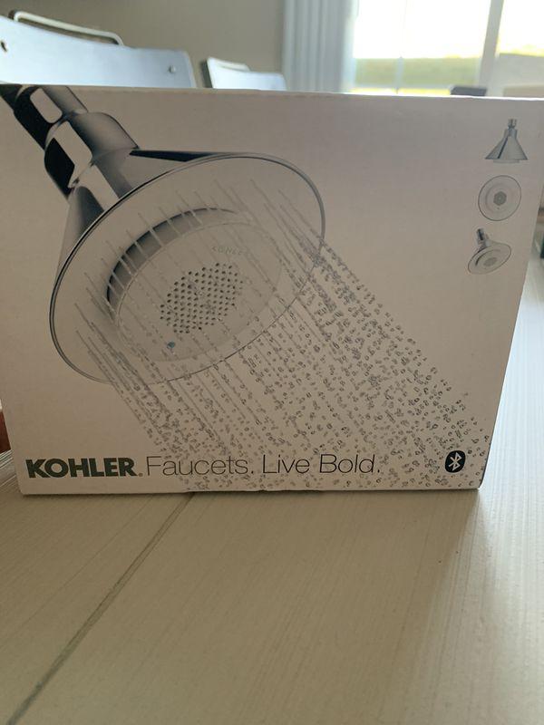 Moxie shower head speaker KOHLER