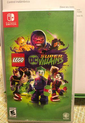 Super Villains Nintendo Switch for Sale in Atlanta, GA