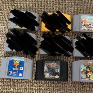 N64 Games for Sale in Hudson, FL