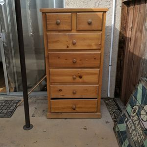 Old Dresser 5x2x3 (Approx) for Sale in Claremont, CA
