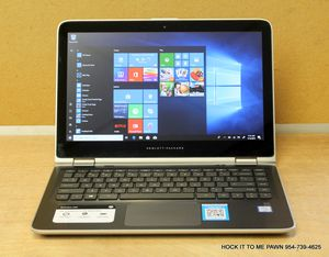 "HP Pavilion X360 Laptop Core I3-6100U 2.30GHz 500GB HDD/4GB/13.3"" Touchscreen for Sale in Lauderdale Lakes, FL"