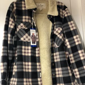Woman's Sherpa Jacket for Sale in Rowland Heights, CA
