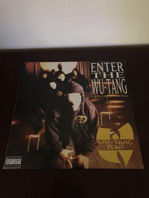 Wu-Tang Clan Vinyl Record for Sale in Draper, UT