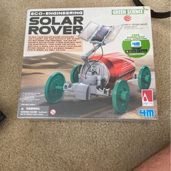 Solar Rover Toy for Sale in Washington,  DC