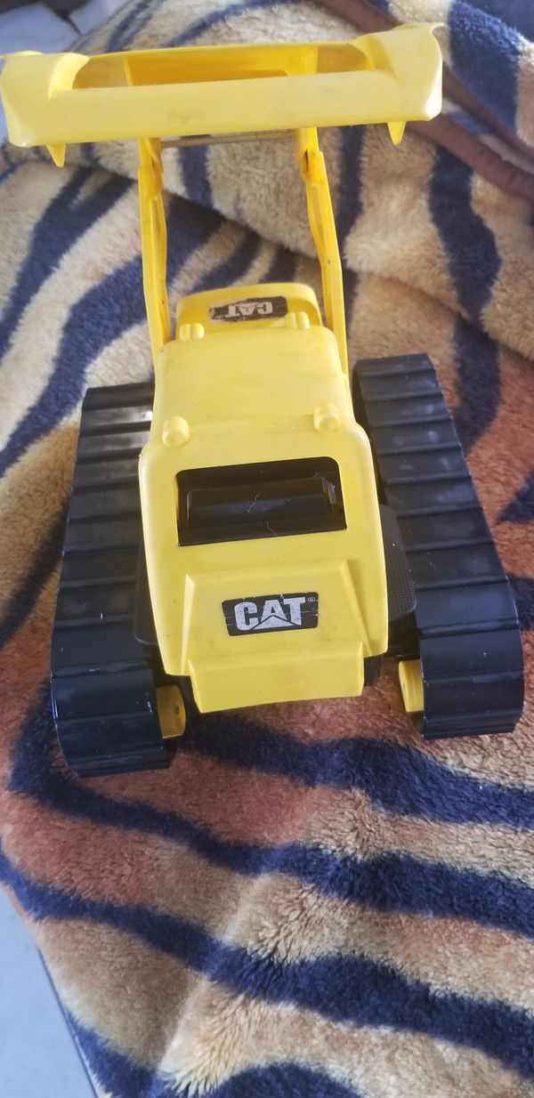 CAT PLASTIC TOY TRUCK FOR KIDS