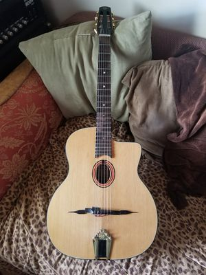 Gypsy jazz manouche selmer macaferri guitar for Sale in Los Osos, CA