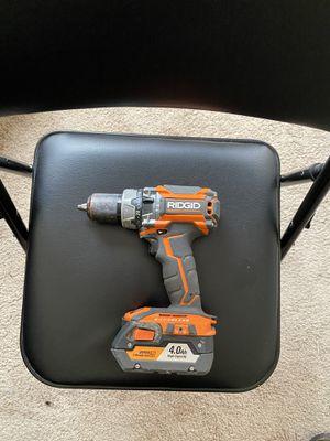 Ridgid driver drill for Sale in Arlington, VA
