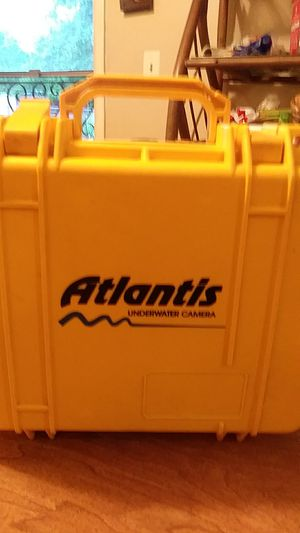 Atlantis underwater camera never used perfect condition for Sale in Montgomery, AL