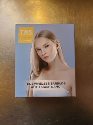 Wireless Earbuds with Power Bank for Sale in Silver Spring, MD