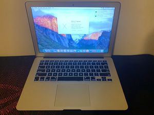 """MacBook Air 13"""" Early 2015 128GB model A1466 for Sale in HALNDLE BCH, FL"""