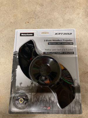 Motorguide Katana prop for Sale in East Windsor, NJ