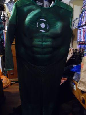 Green Lantern Halloween costume for Sale in San Diego, CA