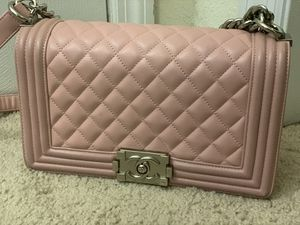 chanel pink bag for Sale in Tampa, FL