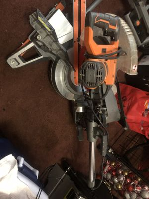 "12"" Sliding miter saw for Sale in Bethesda, MD"