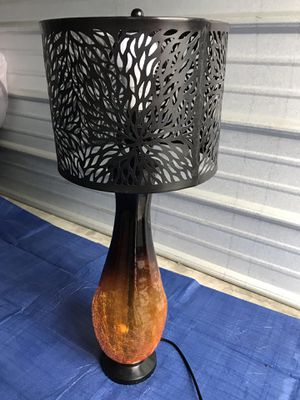 One lamp for Sale in Oxford, MA