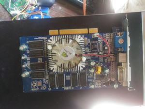 A bunch of video cards RAM and audio cards for computer desktop make me an offer for Sale in Thomasville, NC