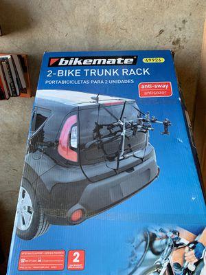Bike trunk rack for Sale in Dallas, GA