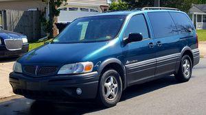 '03 Pontiac Montana for only *$2000 obo!* for Sale in Virginia Beach, VA
