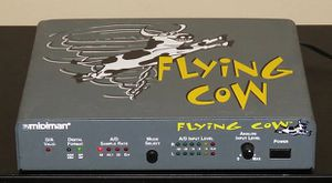 M-audio Midiman Flying Cow 24-bit Ad/da Converter for Sale in Oakland, CA