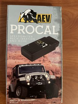 Jeep AEV PROCAL MODULE for Sale in Riverdale Park,  MD
