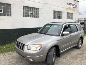 2006 Subaru Forester X for Sale in Lakewood, OH