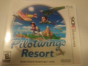 Pilotwings Resort Nintendo 3DS @VGs! for Sale in Austin, TX