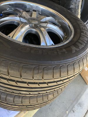 Tires and rims Toyota for Sale in Mentone, CA